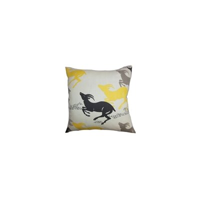 Naenia Animal Print Pillow