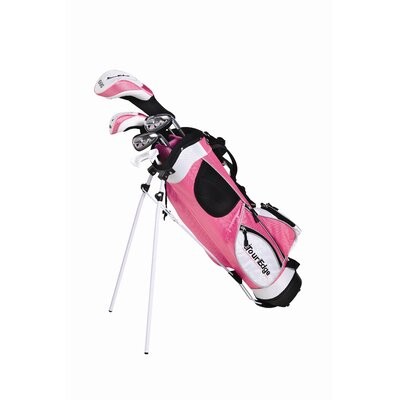 Tour Edge HT Max-J Junior Golf Set with Bag