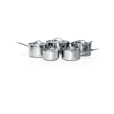 Sauce Pan with Lid (Set of 5)