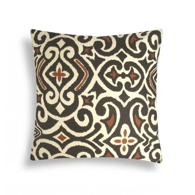 Geo Cotton Decorative Pillow