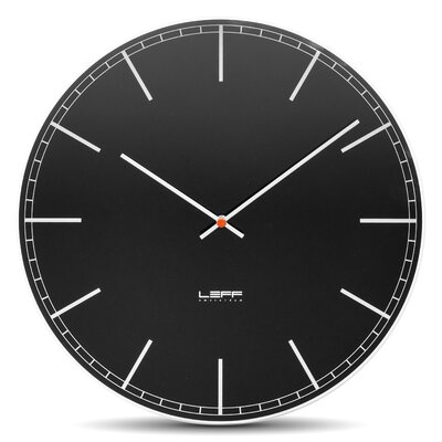 Leff Amsterdam One55 Wall Clock
