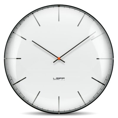 Leff Amsterdam One45 Wall Clock