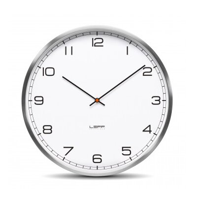 Leff Amsterdam One25 Wall Clock