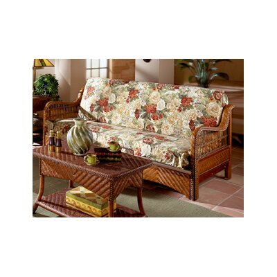 Yesteryear Wicker Casablanca Futon