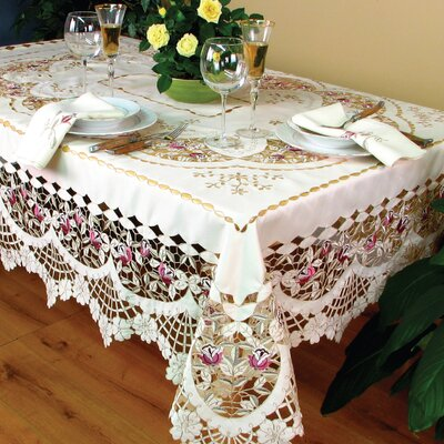 Rose Garden Dining Linens Collection