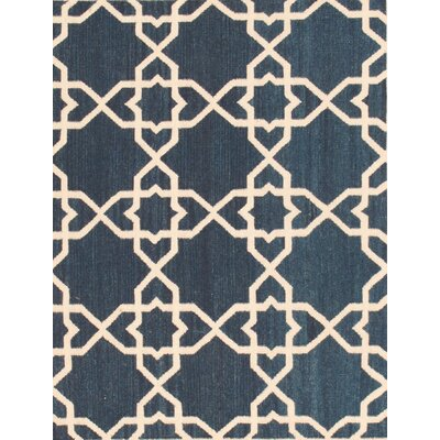 Pasargad Sahara Blue/Ivory Rug