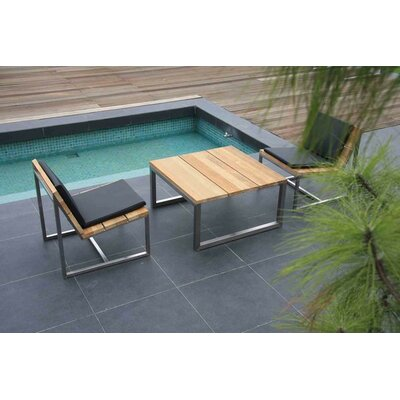 Oko 3 Piece Casual Seating Set