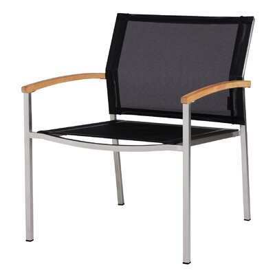Mamagreen Vix Dining Stacking Arm Chair