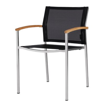 Mamagreen Vix Dining Casual Arm Chair
