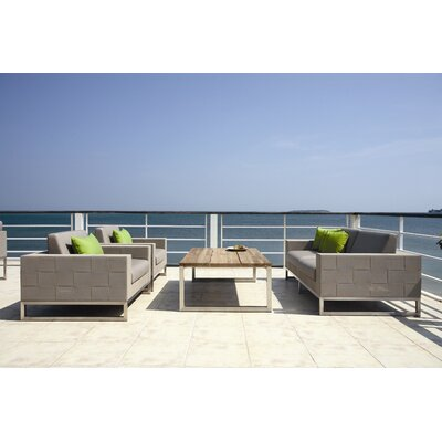 Mamagreen Oko 5 Piece Seating Group with Cushions