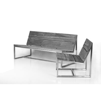 Mamagreen Oko Casual 2 Seater Bench