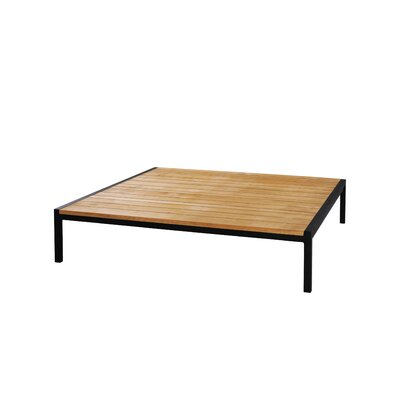 Mamagreen Zudu Low Coffee Table in Teak