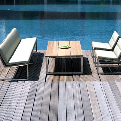 Mamagreen Oko 4 Piece Seating Group
