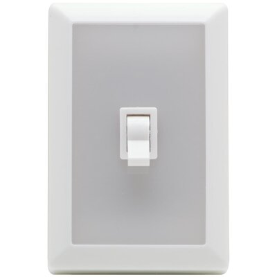 Wireless closet night light switch wayfair for Wireless closet lighting