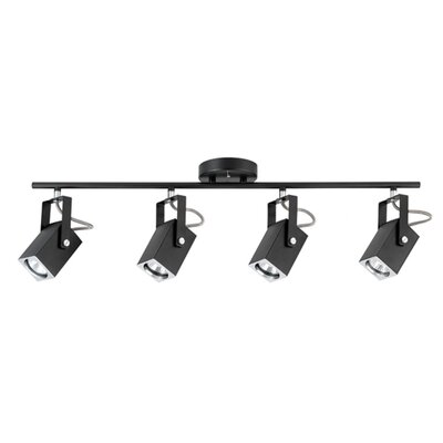 Globe Electric Company Quadra 4 Light Track Light