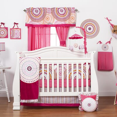 Sophia Lolita 10 Piece Crib Bedding Set