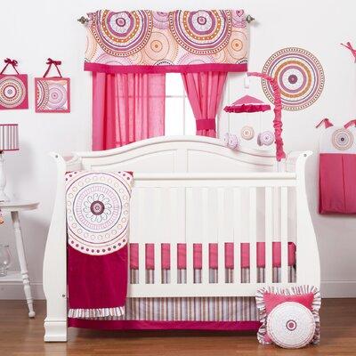 Sophia Lolita 8 Piece Crib Bedding Collection