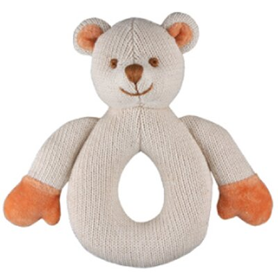 Miyim Nursery Bear Knitted Teether