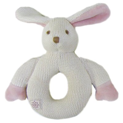 Miyim Nursery Bunny Knitted Teether