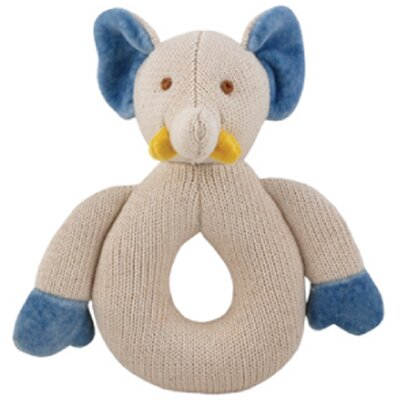Miyim Nursery Elephant Knitted Teether