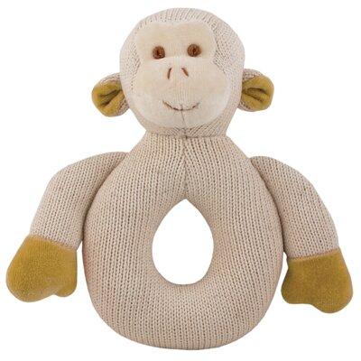 Miyim Nursery Monkey Knitted Teether