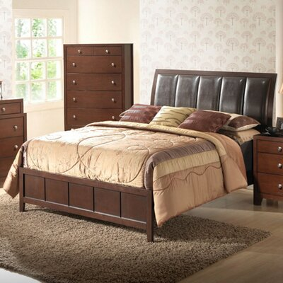 <strong>Wholesale Interiors</strong> Baxton Studio Butler Panel Bed