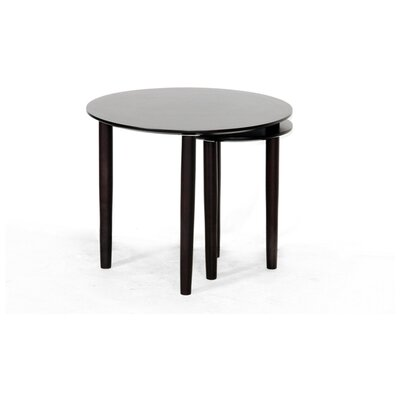 Wholesale Interiors Trevino 2 Piece Nesting Tables