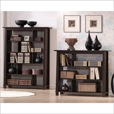 "Wholesale Interiors Baxton Studio Havana 56.3"" Bookcase"