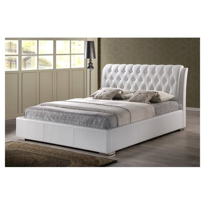 Wholesale Interiors Baxton Studio Bianca Platform Bed