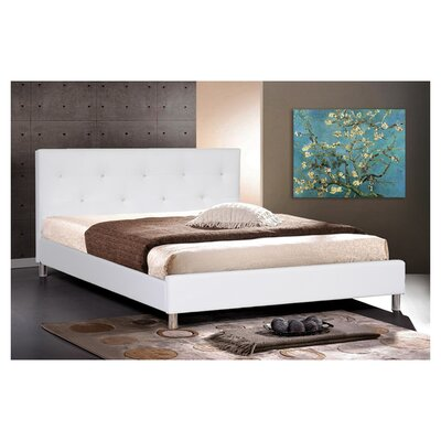 Baxton Studio Barbara Platform Bed
