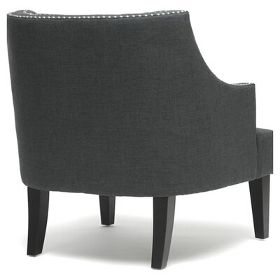 Wholesale Interiors Baxton Studio Millicent Arm Chair
