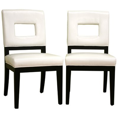 Wholesale Interiors Portem Side Chairs (Set of 2)