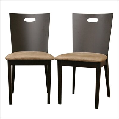Wholesale Interiors Baxton Studio Lamar Side Chair (Set of 2)