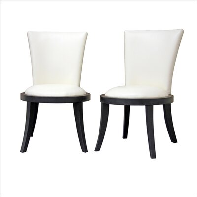 Wholesale Interiors Baxton Studio Neptune Side Chair (Set of 2)
