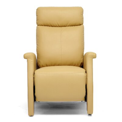 Baxton Studio Sequim Club Recliner