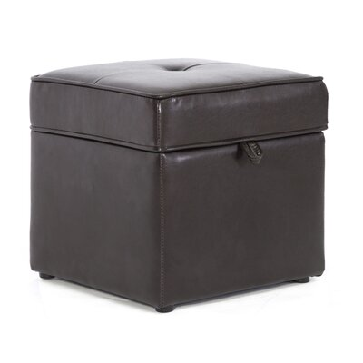 Wholesale Interiors Baxton Studio Cube Ottoman