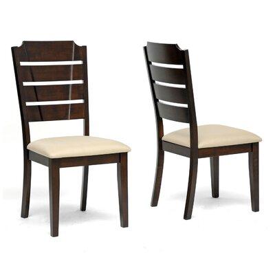 Wholesale Interiors Baxton Studio Victoria Side Chair (Set of 2)