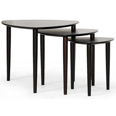 Wholesale Interiors Griffith 3 Piece Nesting Tables