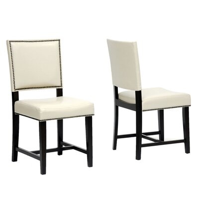 Baxton Studio Nottingham Side Chair (Set of 2)