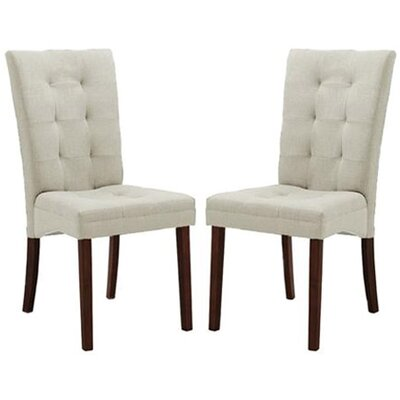 Wholesale Interiors Baxton Studio Anne Parsons Chair (Set of 2)