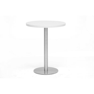 Wholesale Interiors Baxton Studio Monaco Round Modern Bistro Table