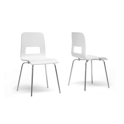 Wholesale Interiors Baxton Studio Greta Side Chair