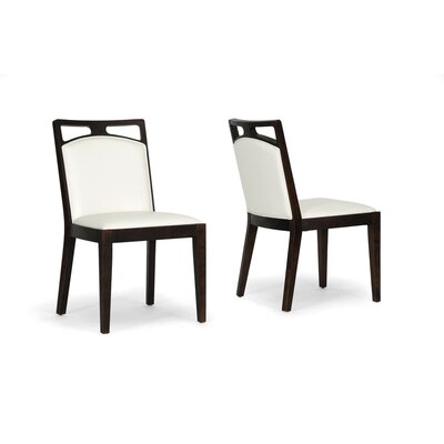 Wholesale Interiors Baxton Studio Pontus Side Chair (Set of 2)