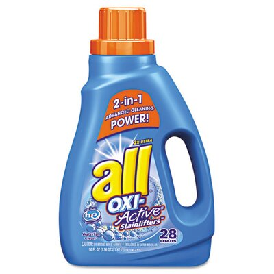 Sun Products All Ultra Oxi-Active Stainlifter Detergent