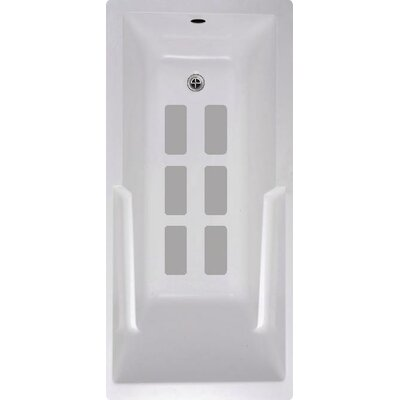 Bath Tub and Shower Treads (Set of 6)