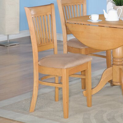 East West Furniture Vancouver Side Chair