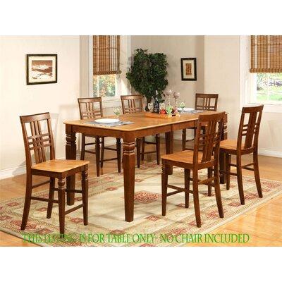 Logan 7 Piece Counter Height Dining Set