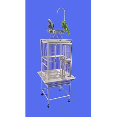 Medium Play Top Bird Cage