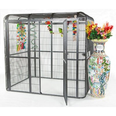 A&E Cage Co. Small Walk-In Aviary