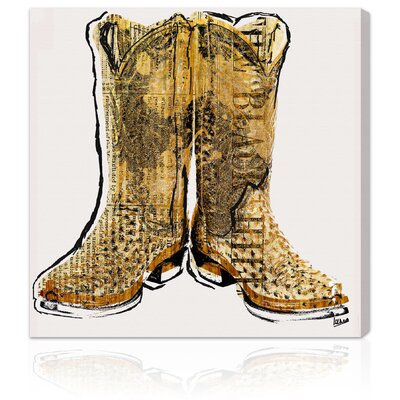 Oliver Gal ''Made for Walkin'' Canvas Wall Art